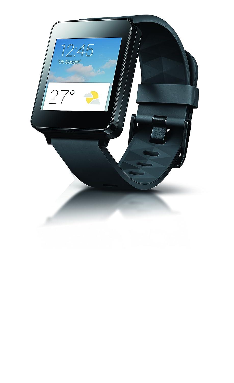 LG G Watch W100 - Smartwatch de 1.65 (4 GB, 512 MB de RAM, USB ...