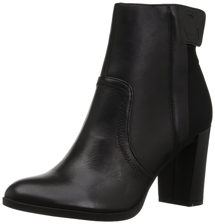 Calvin Klein Women's Pavla Ankle Boot B073H795DS 9 B(M) US Black