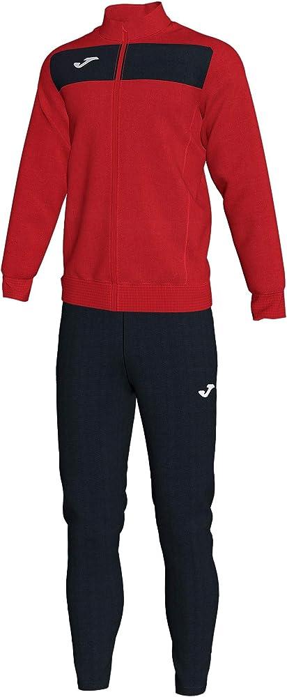 Joma - Chandal Academy II Rojo Hombre Color: Rojo Talla: 2XL ...