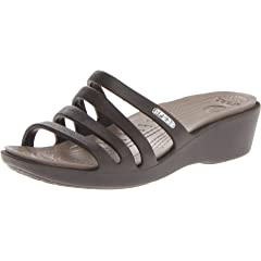 0c1a9854f56 Crocs Rhonda Wedge Pump - Casual Women s Shoes