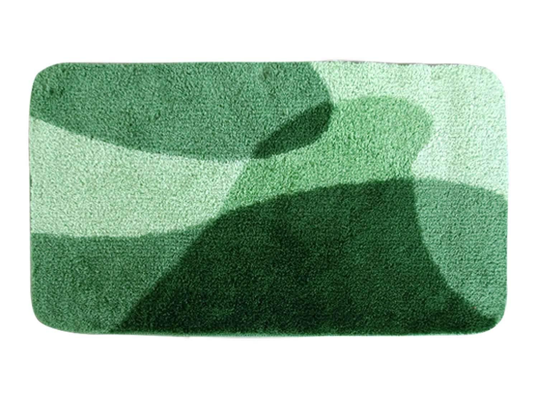 Avanti Trendstore - Bath - Badematte aus 100% 100% 100% Acryl, grün, Maße BT 70x120 cm B07G44Y5DK Duschmatten 42cc2c