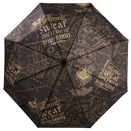 Harry Potter - Marauder's Map Umbrella 2 x 10in