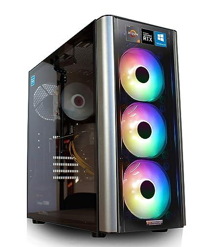 dercomputerladen R9-3950X - Ordenador para videojuegos (nivel 20 ...