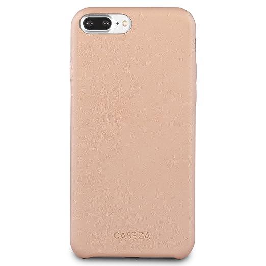 "27 opinioni per Cover iPhone 8 Plus / Cover iPhone 7 Plus Pelle PU- Oro- CASEZA ""Berlin"" Case"