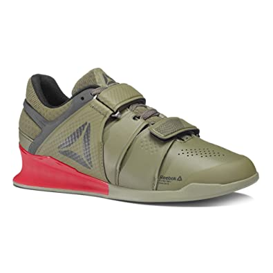 Reebok Mens Crossfit Legacy Lifter Shoe Hero Pack Hunter Green (9 M US) 530fdf807