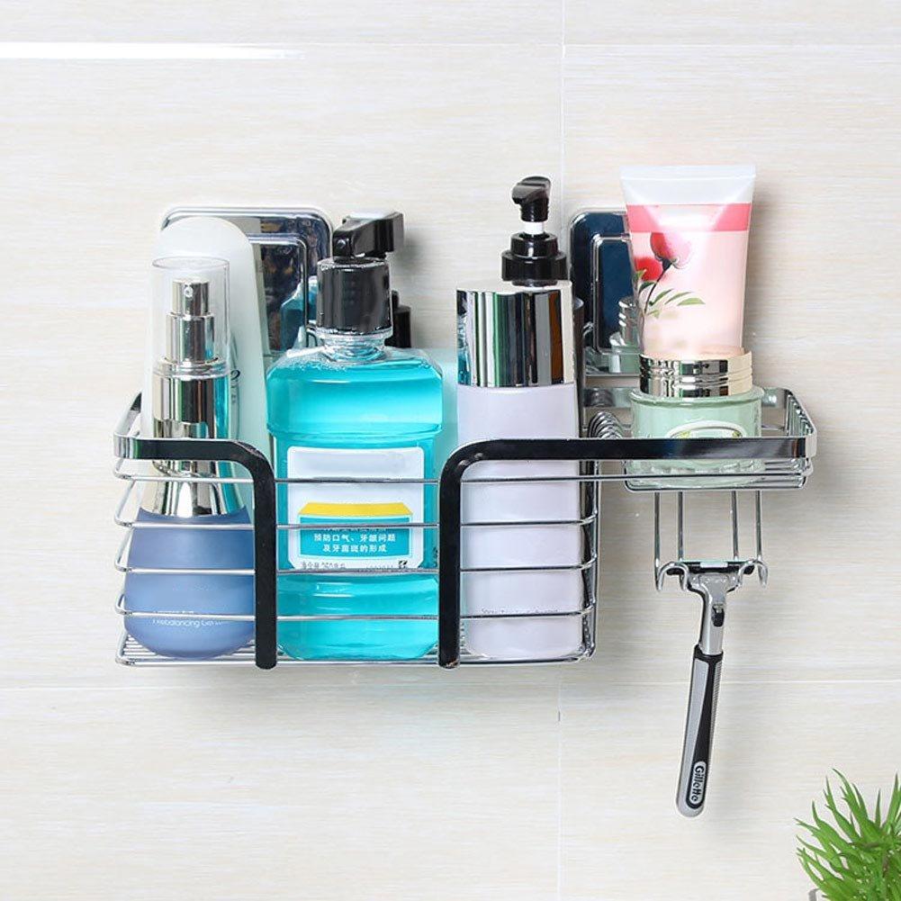 Espeedy Stainless Steel Bath Shampoo Holder Shower Caddy Basket ...