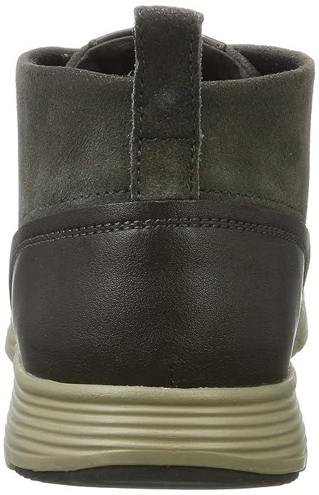 Geox U Gektor B Abx A, Sneaker, Uomo, Marrone (Mud), 44 amazon shoes neri