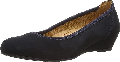 Gabor Shoes 22.690_Gabor Damen Durchgängies Plateau Pumps
