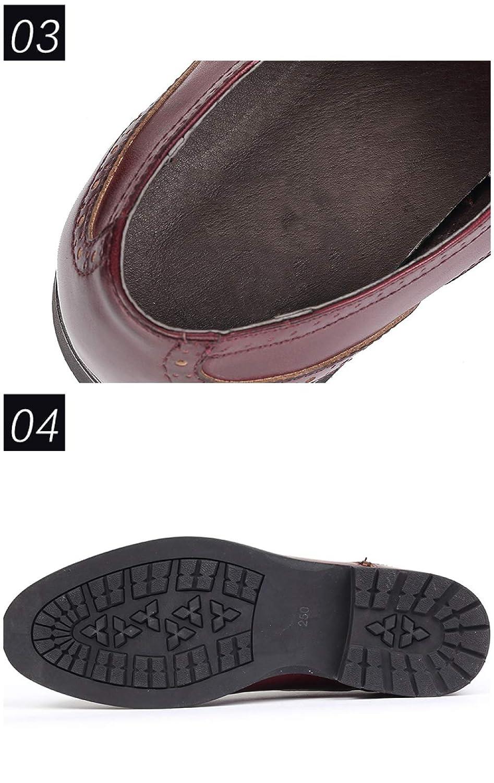 Männer Männer Männer Geschäft Schuhe Herrenschuhe Einzelne Herbst Mode Spitze ... 31ed7e