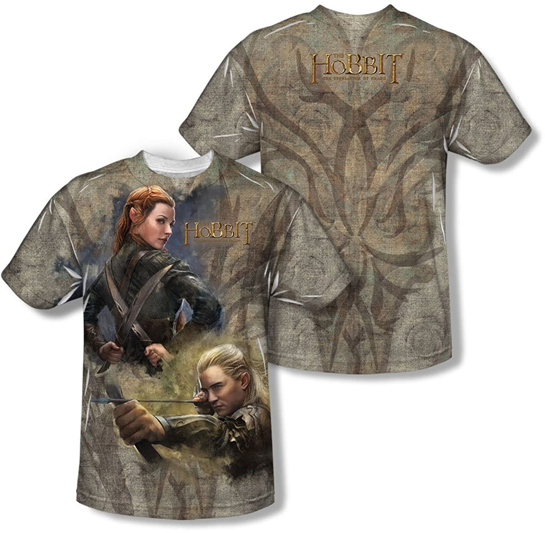 Hobbit - Youth Elves (Front & Back Print) T-Shirt