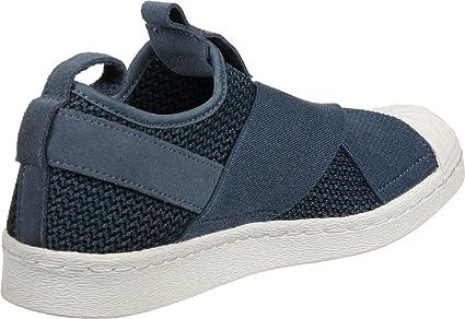 timeless design 4b184 2730d adidas da Uomo Superstar Slip on BB2119 Sneaker Amazon.it Sport e tempo  libero