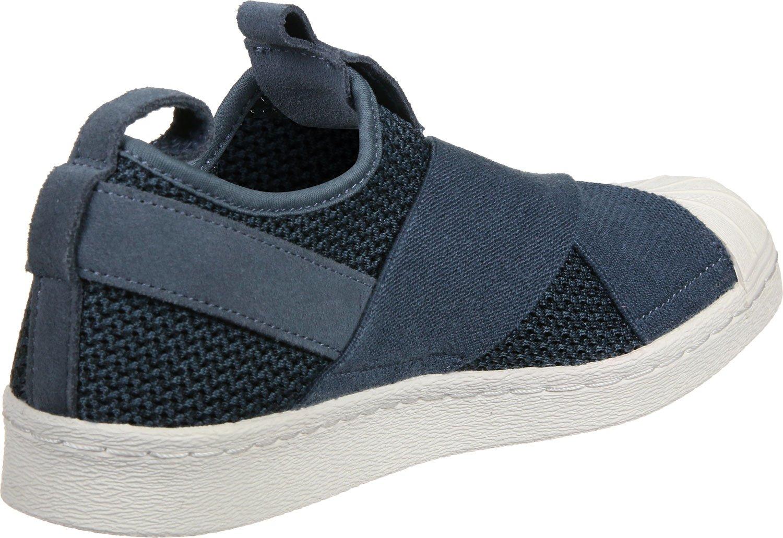 Adidas Superstar Slip On W Scarpa Gras Onix / Blanc Cassé
