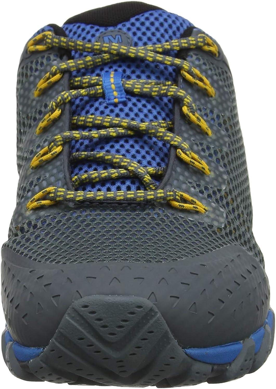 Merrell Men's Waterpro Maipo Sport Water Shoes Blue Mdtrn Gold