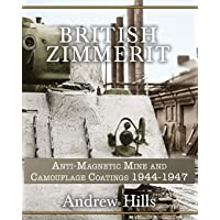 British Zimmerit: Anti-Magnetic Mine and Camouflage Coatings 1944 - 1947