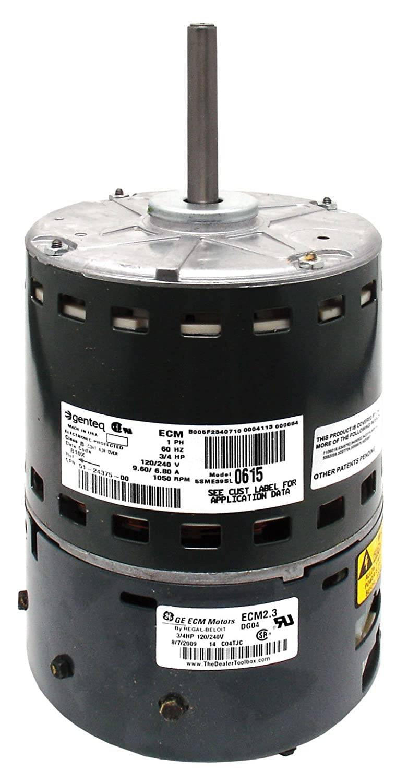 amazon com ruud 51 24375 21 ecm blower motor 3 4 hp variable