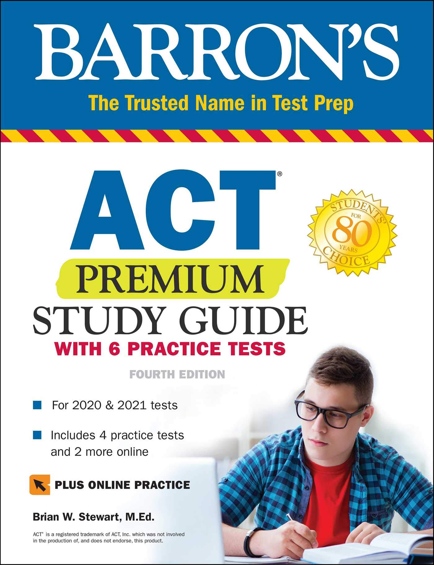 Premium Study Guide Practice Barrons product image