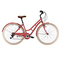 Bicicleta Crosstown Mujer Clasica Holandesa Trekking con 6V Montada en Shimano 5639579