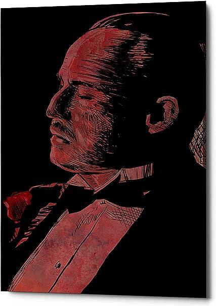 "18/"" X 12/""  Giclee Art Print Poster The Godfather Brando Photo"