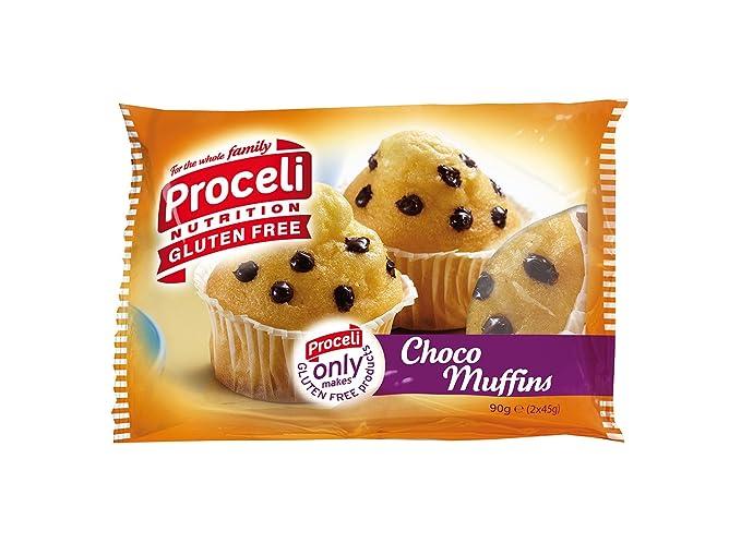 Choco Muffins 90G 2U.