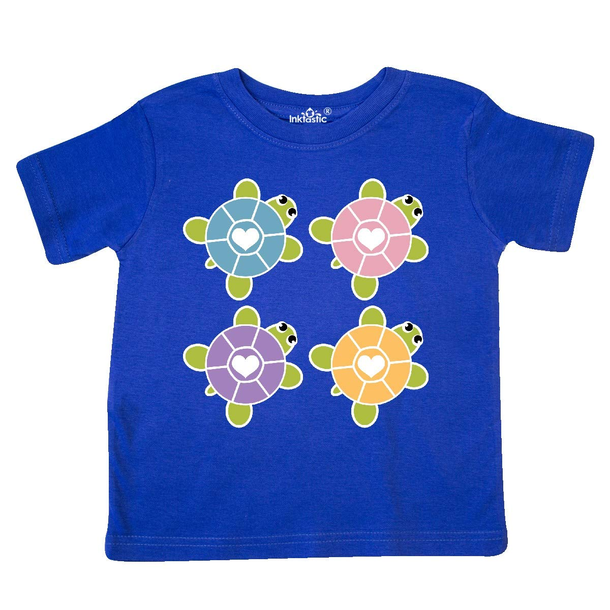 inktastic Turtles Cute Turtle Lover Toddler T-Shirt