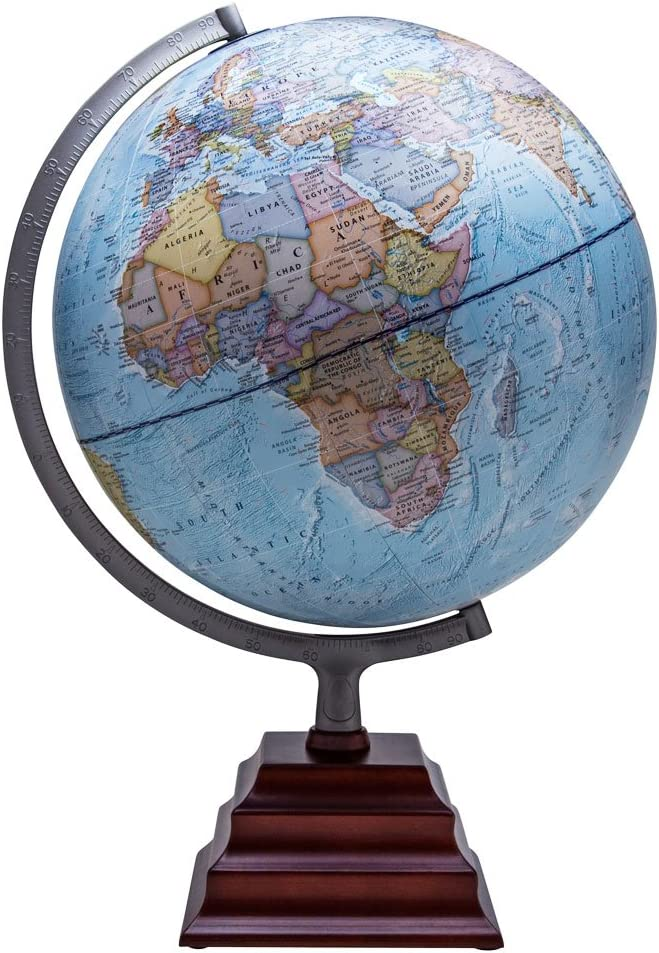 Waypoint Geographic Pacific Globe