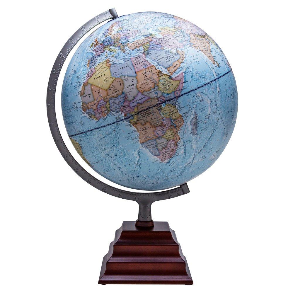 [ウェイ Non-Illuminated ポイントジオグラフィック]Waypoint Geographic Pacific - Globe Pacific WP11010 [並行輸入品] B00PU0D7E6 Blue - Non-Illuminated, アットマークジュエリーMusic:6826c72f --- itxassou.fr