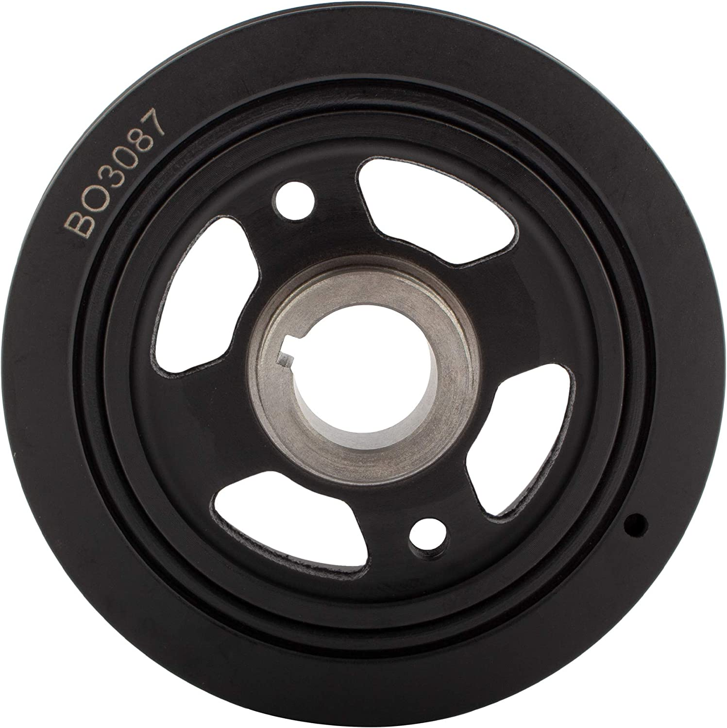 Corolla 1988-1997 Replace# 13470-16090 BOXI Harmonic Balancer Crankshaft Pulley Compatible with Toyot-a Celica 1990-1997