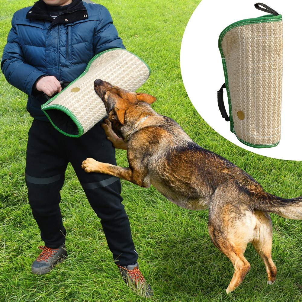 Dog Bite Sleeves Tugs Protection Arm Sleeve for Training Young Dogs Malinois Work Dog Fit Pitbull German Shepherd by DAGCOT