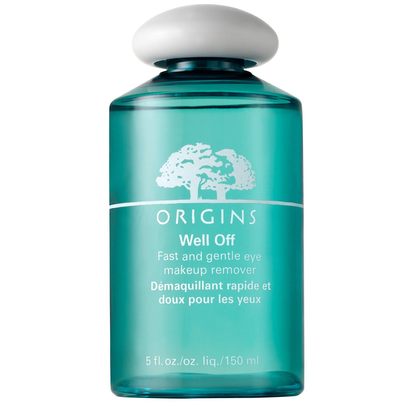 Origins Well Off Fast And Gentle Eye Makeup Remover 150ml - Pack of 6