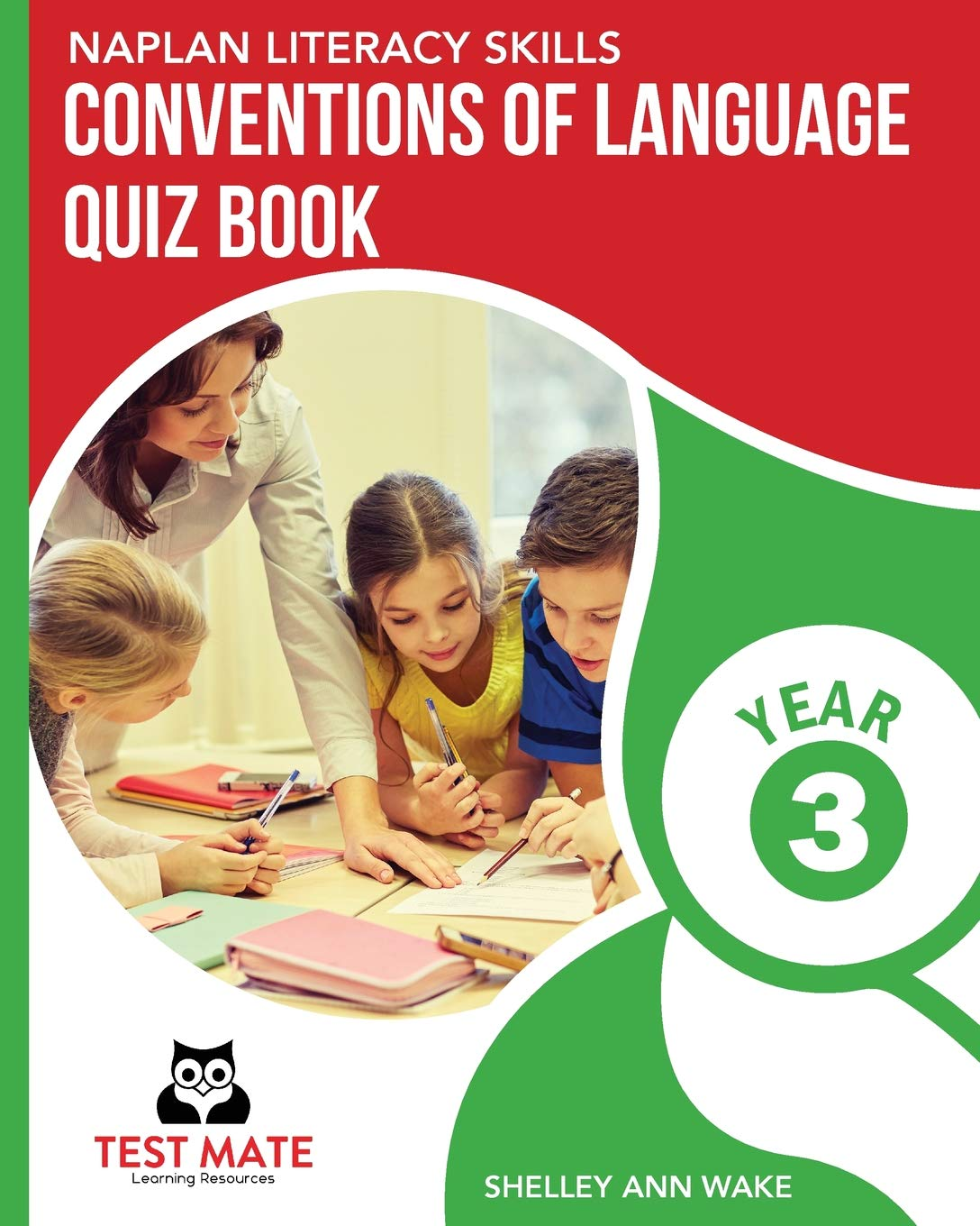 Download Naplan Literacy Skills Conventions of Language Quiz Book Year 3 ebook