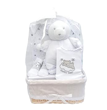 Amazon.com: Bee Bo Baby Gift Set with Bodysuit, Bib, Socks ...