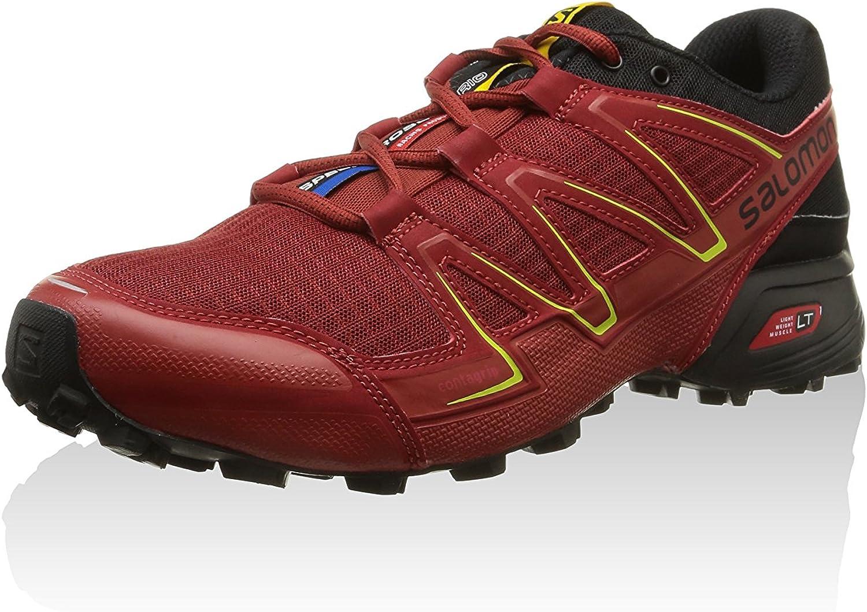 Salomon Rosso Scuro EU 40 (UK 6.5): Amazon.es: Zapatos y complementos