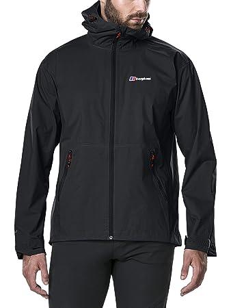 Stormcloud Waterproof Jacket Men black XXL Hardshell Regenjacke Weitere Sportarten Berghaus Bekleidung