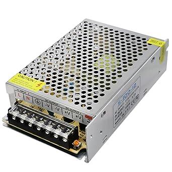 Inicio bombillas led Mini fuente de alimentación de conmutación regulada universal Transformador electrónico de salida DC