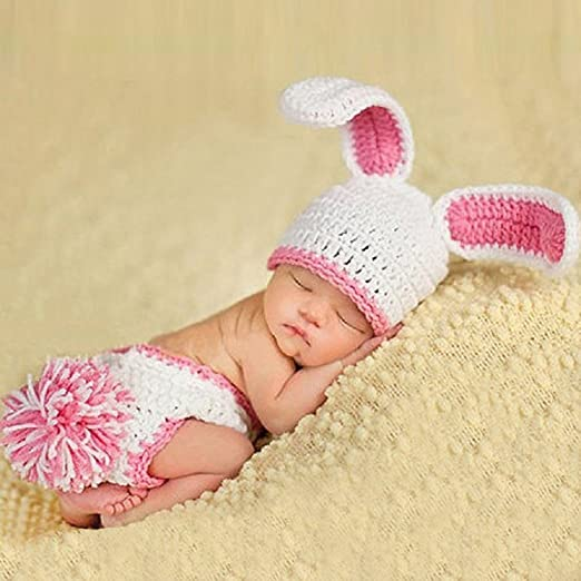 Soft Kids Button Props Photography Knitting Hairband Baby