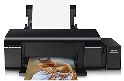 Topmoderne Amazon.in: Buy Epson L805 Single-Function Wireless Ink Tank Colour BM-86