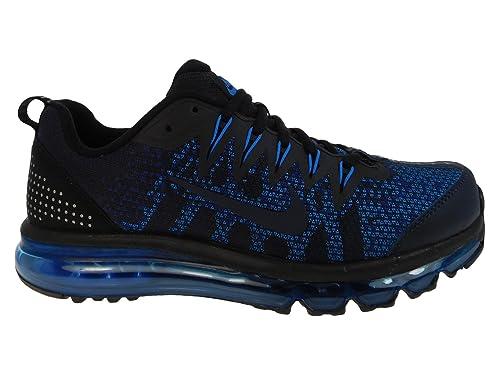 amazon com nike men s air max 09 jcrd deep royal blue obsidian rh amazon com