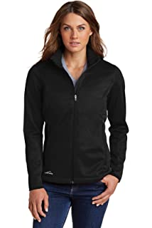 c062c7c9e8f Amazon.com  Eddie Bauer - Ladies Hooded Soft Shell Parka  Clothing