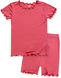Vaenait baby Kids Boys 2 Pieces Shortsleeve Top and Shorts Outfits Set Waves
