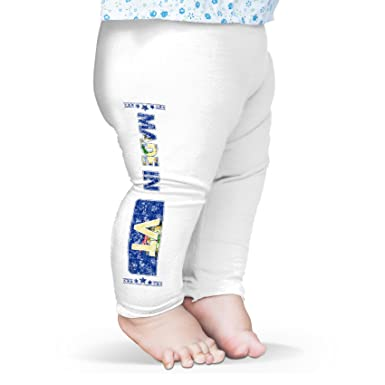 Amazon Com Twisted Envy Made In Vt Vermont Baby Novelty Leggings
