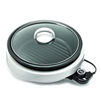 Aroma Housewares Grillet 3Qt 3-in-1 Cool-Touch Electric Grill