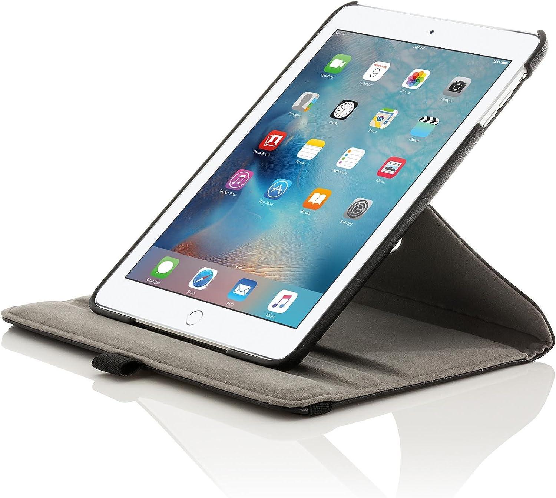 Mod/èle 2017 Extra Robust Protection Compl/ète Smart Veille R/éveil Forefront Cases Apple iPad Pro 12.9 12,9 Pouces Rotatif /Étui Housse Coque Smart Case Cover Stylet /& Protecteur Bleu Clair