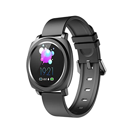 Smart Watch with Heart Rate Monitor Activity Tracker Watch,IP67 Waterproof Smart Fitness Band with Step Counter Calorie Counter Pedometer Sleep ...