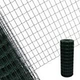 drahtzaun rolle baustahlmatte verzinkt 25 m lang 50 x 75 mm maschengr e 100 cm. Black Bedroom Furniture Sets. Home Design Ideas