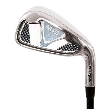 Ben Sayers M15 juventud/señoras diestros luz azul Golf Club ...