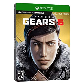 Gears 5 for Xbox One Ultimate Edition [USA]: Amazon.es: Microsoft Corporation: Cine y Series TV