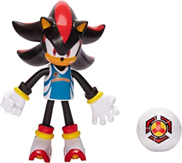 Sonic the Hedgehog Hedgehog 4-Inch Tails Collectible Toy Action Figure with Voll