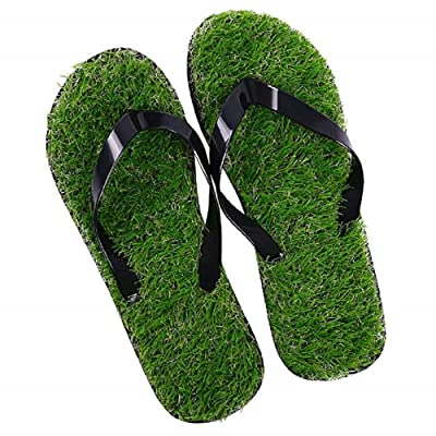 Modi Summer Beach Flip Flops Casual Grass Lawn Indoor&Outdoor Anti-Slip BathSandals for Men Women | Flip-Flops