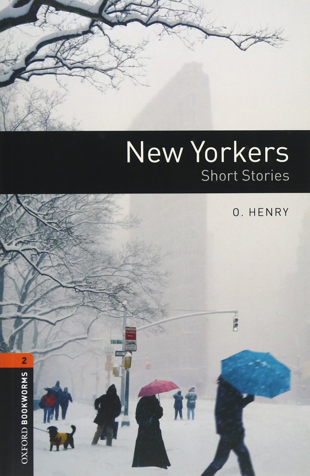 Download New Yorkers - Short Stories (Oxford Bookworms Library) ebook