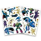 Justice League Batman Wall Stickers Activity Set